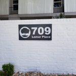 Address Signs Lamar Oaks Address Sign 150x150